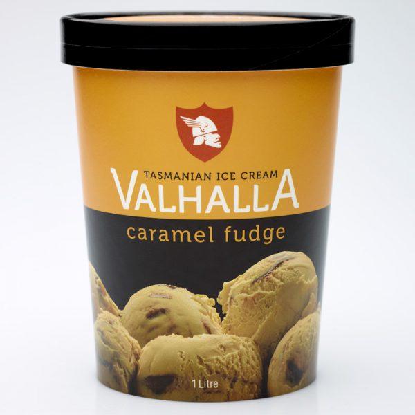 Caramel Fudge 1 Litre