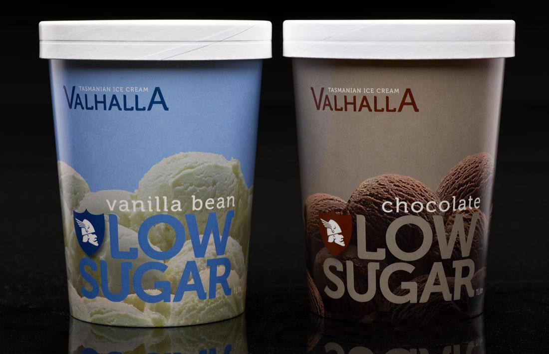 Low Sugar Ice Cream