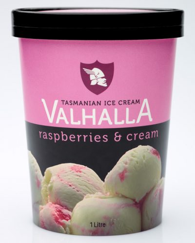 Raspberries & Cream 1 Litre