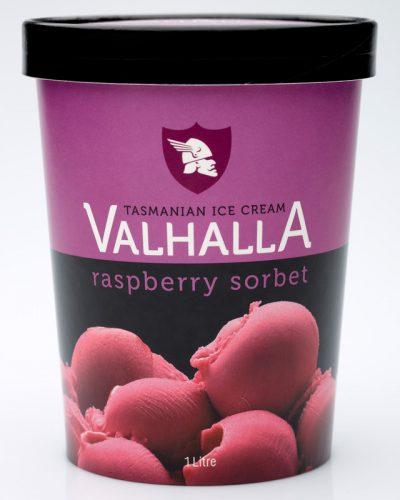 Raspberry Sorbet 1 Litre